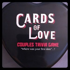 Other - Couples trivia game